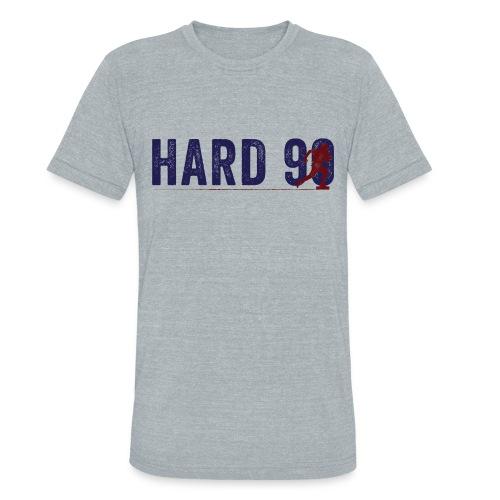 Hard 90 - Men's Vintage Tri-Blend - Unisex Tri-Blend T-Shirt