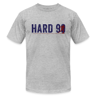 T-Shirts ~ Men's T-Shirt by American Apparel ~ Hard 90 - Men's
