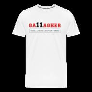 T-Shirts ~ Men's Premium T-Shirt ~ Gallagher - Keeps On Ticking