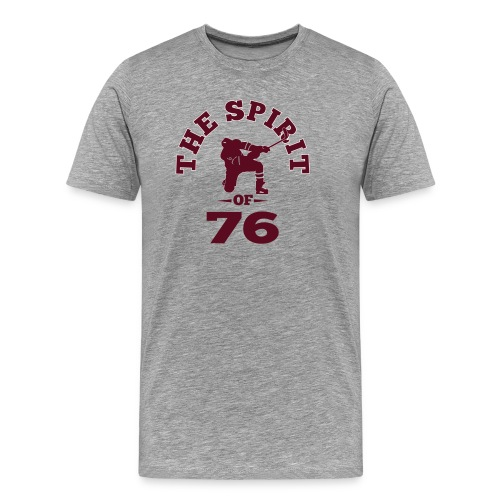 Spirit Of 76 - PK Subban - Men's Premium T-Shirt