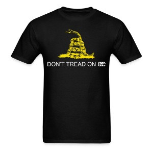Don't tread on EEE - Men's T-Shirt