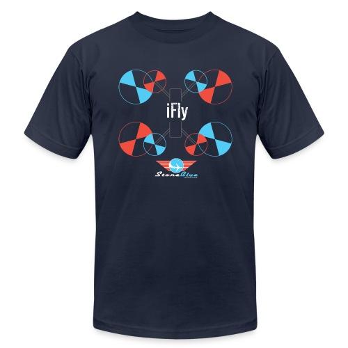 Mini Quad T-Shirt for Men - Men's  Jersey T-Shirt