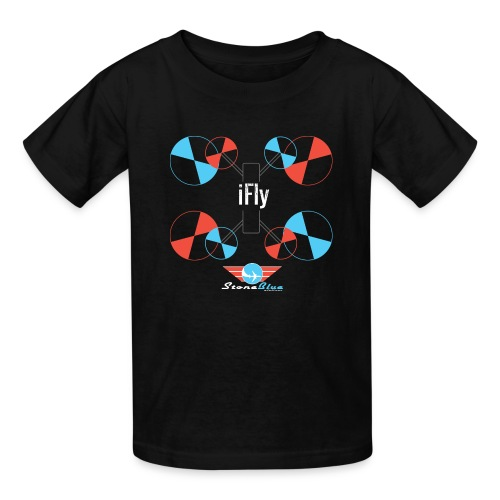 Mini Quad T-Shirt for Kids  - Kids' T-Shirt