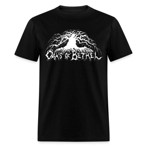 Oaks of Bethel - Logo - Men's T-Shirt