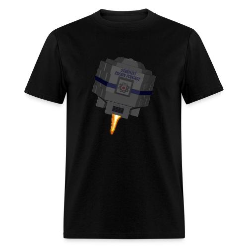 Starfleet Escape Podcast T-Shirt - Men's T-Shirt