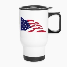 American Flag Drifting Clothing Apparel Shirts Bottles & Mugs