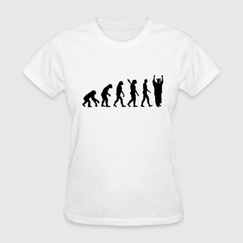 Evolution Student Women's T-Shirts - Women's T-Shirt