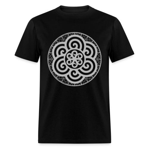 Golden Temples  - Men's T-Shirt