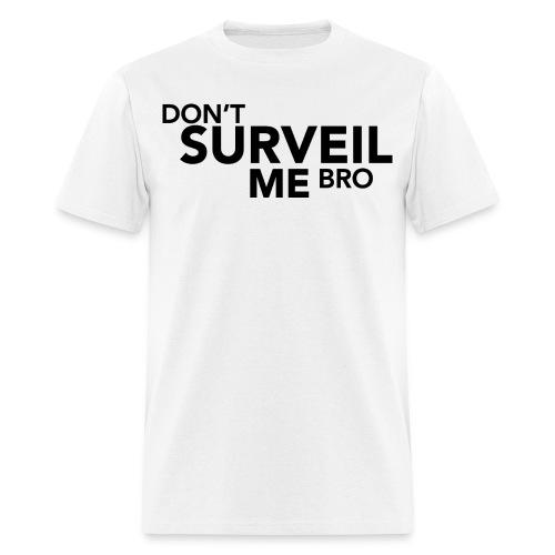 DSMB Camera Black (Men's) - Men's T-Shirt