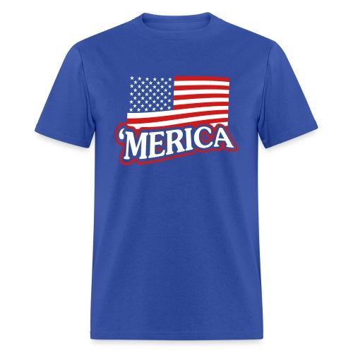 Merica Shirt - Men's T-Shirt