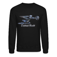 Long Sleeve Shirts ~ Crewneck Sweatshirt ~ Packard Ornament