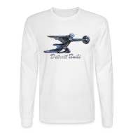 Long Sleeve Shirts ~ Men's Long Sleeve T-Shirt ~ Packard Ornament