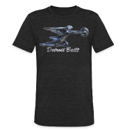 T-Shirts ~ Unisex Tri-Blend T-Shirt ~ Packard Ornament