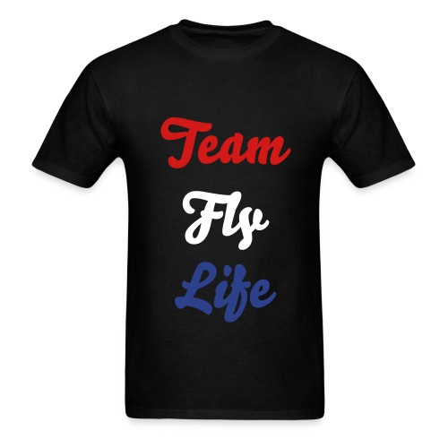 OG TeamFlyLife Tee (USA) Logo - Men's T-Shirt