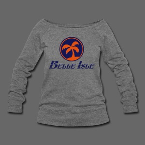 Belle Isle - Women's Wideneck Sweatshirt