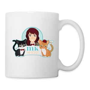 MKtheCatLady (Mug) - Coffee/Tea Mug