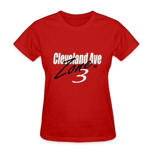 STREET CERTIFIED, cLEVELAND AVE - Women's T-Shirt