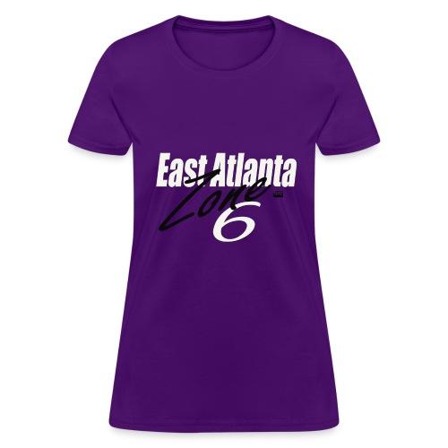 STREET CERTIFIED, EAST ATLANTA - Women's T-Shirt