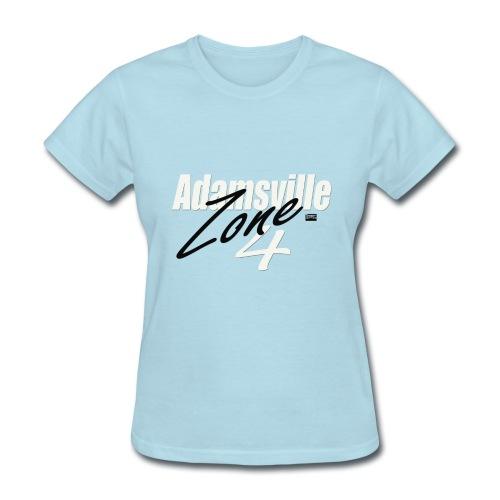 STREET CERTIFIED, ADAMSVILLE - Women's T-Shirt