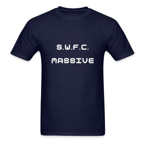 SWFC MASSIVE T-SHIRT - Men's T-Shirt