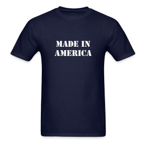 MADE IN AMERICA T-SHIRT - Men's T-Shirt