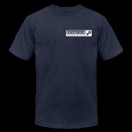 T-Shirts ~ Men's T-Shirt by American Apparel ~ KO Plain