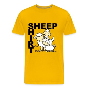 Sheep Shirt - Men's Premium T-Shirt