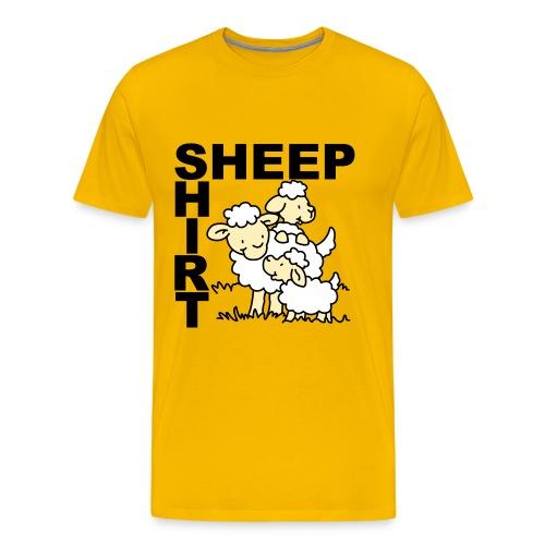 Sheep Shirt - Men's Premium T-Shirt