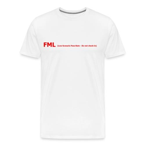FML(BB run) - Men's Premium T-Shirt