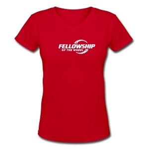Women's V-Neck Standard Tee - Women's V-Neck T-Shirt