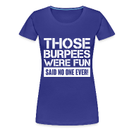 T-Shirts ~ Women's Premium T-Shirt ~ Article 15415206