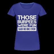 T-Shirts ~ Women's Premium T-Shirt ~ Article 15415206