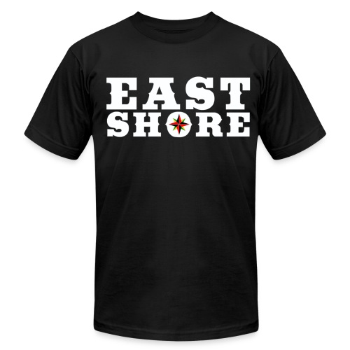 East Shore - Men's  Jersey T-Shirt