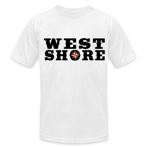 West Shore - Men's Fine Jersey T-Shirt