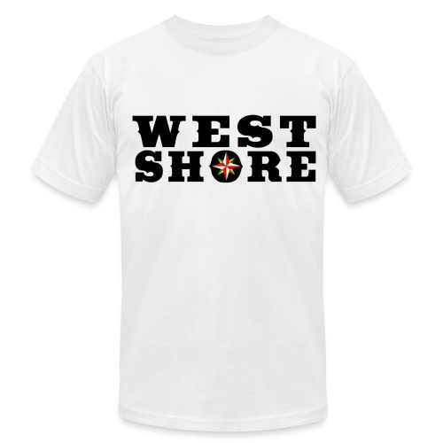 West Shore - Men's  Jersey T-Shirt