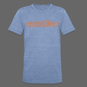 eastsiDer - Unisex Tri-Blend T-Shirt by American Apparel