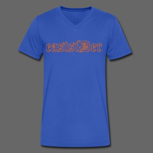 eastsiDer - Men's V-Neck T-Shirt by Canvas
