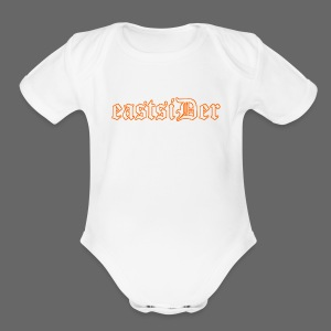 eastsiDer - Short Sleeve Baby Bodysuit