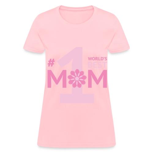 Best Mom tee - Women's T-Shirt