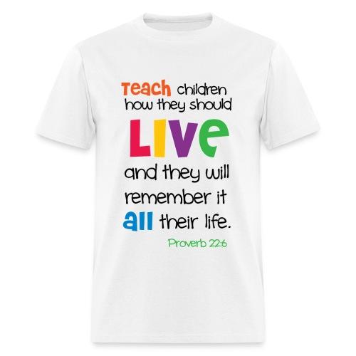 Teach tee - Men's T-Shirt
