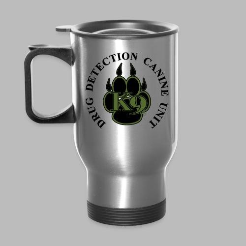 Drug Detection K-9 Unit thermal mug - Travel Mug