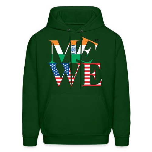 Me We Indian Hoody - Men's Hoodie