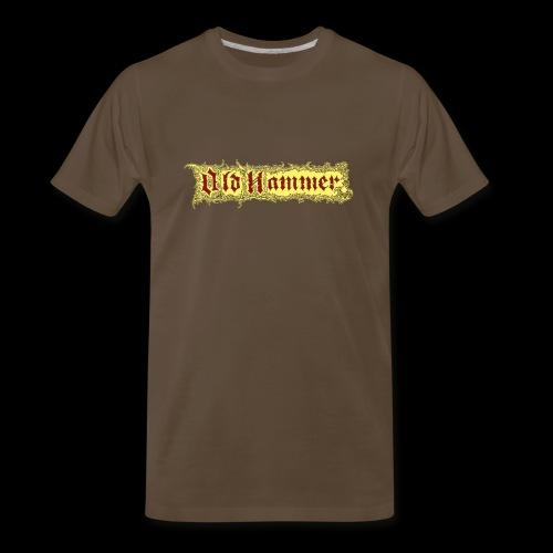 Oldhammer ov Khaos: Beastman - Men's Premium T-Shirt