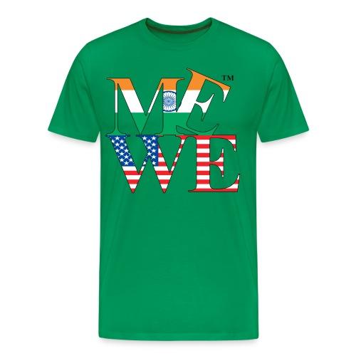 Me We Indian Tee  - Men's Premium T-Shirt