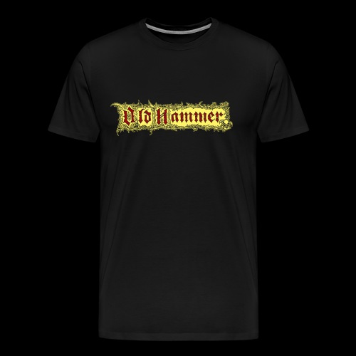 Oldhammer ov Khaos: Fire  - Men's Premium T-Shirt