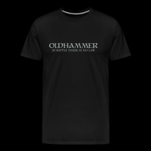 Oldhammer - First Edition Black - Men's Premium T-Shirt