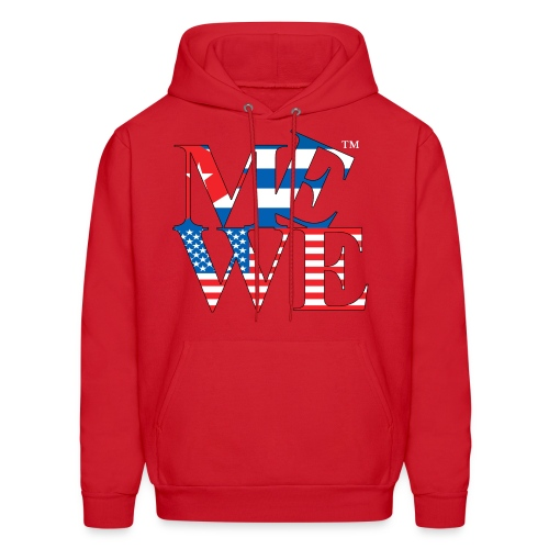 Me We Cuban Hoody - Men's Hoodie