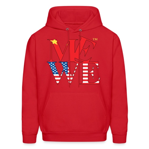 Me We Chinese Hoody - Men's Hoodie