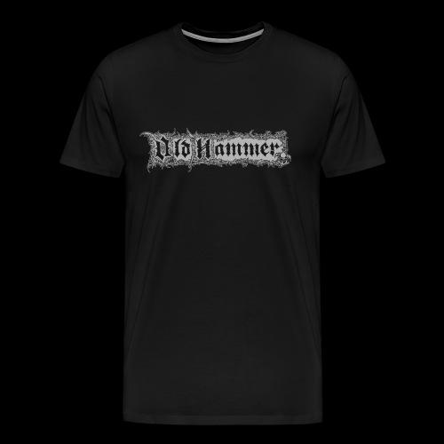 Oldhammer ov Khaos: Warrior - Men's Premium T-Shirt