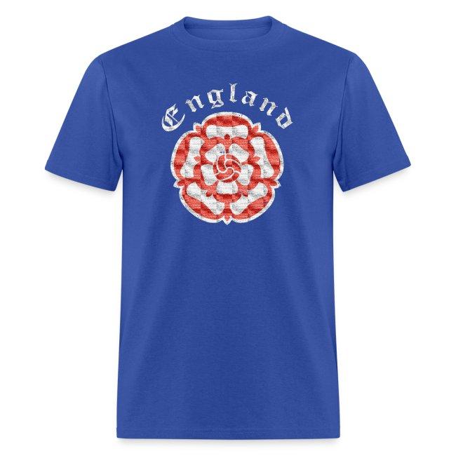 525173f7 This Is Football | English Rose - Mens T-Shirt